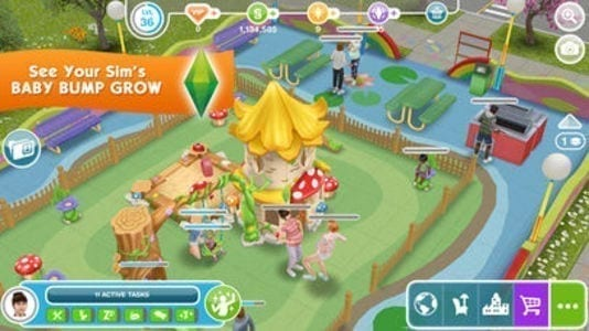 The Sims™ FreePlay for iPhone - Download