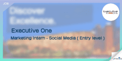 【媽劇停人請入】Marketing Intern - Social Media ( Entry level )