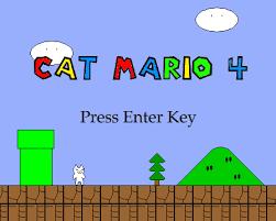 Download Game Cat Mario Yang di Mainin Reza Arap dan Pewdiepie ...
